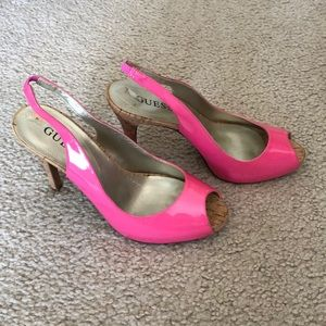 CLOSET CLEAR OUT! Guess heels